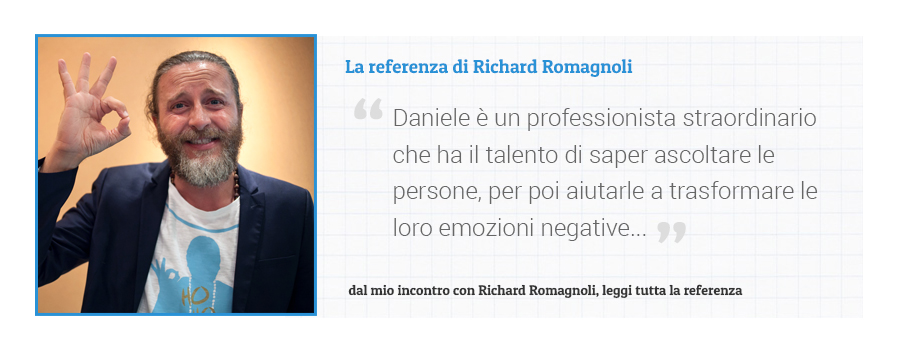 Referenza Richard Romagnoli